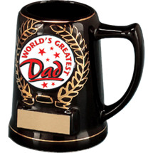 World's Greatest Dad Mug - Father's Day Mug