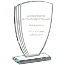 Curved Glass Contour Award