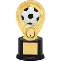 """Soccer Trophy - 5"""" Colorful Soccer Riser Trophy"""