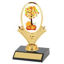 "Fall Festival Trophy - 5 1/2"""