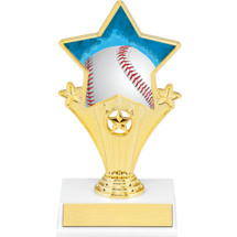 Baseball Super Star Trophy