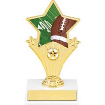 "Football Super Star Trophy - 7"""