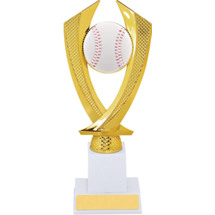 Baseball Trophy - Large Baseball Falcon Riser Trophy
