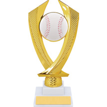 Baseball Trophy - Medium Baseball Falcon Riser Trophy