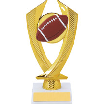 Football Trophy - Small Football Falcon Riser Trophy