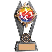 "Sunray Dance Resin Trophy - 7"""