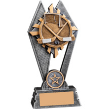 "Sunray Hockey Resin Trophy - 7"""