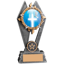 Sunray Religious Resin Trophy - 7""