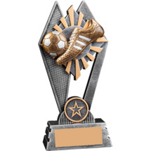Sunray Soccer Resin Trophy - 7""