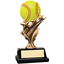 Resin Softball Star Trophy