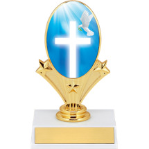 Religious Trophy - Cross Trophy