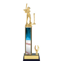 Girls T-Ball Trophy - 1 Eagle Trophy