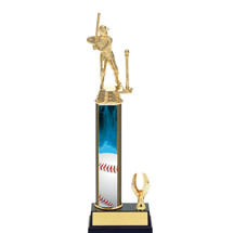 Boys T-Ball Trophy - 1 Eagle Trophy