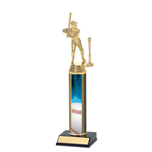 Boys T-Ball Trophy - Classic T-Ball Trophy