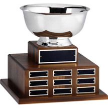 "13 x 10 3/8"" Paul Revere Bowl Perpetual Award"